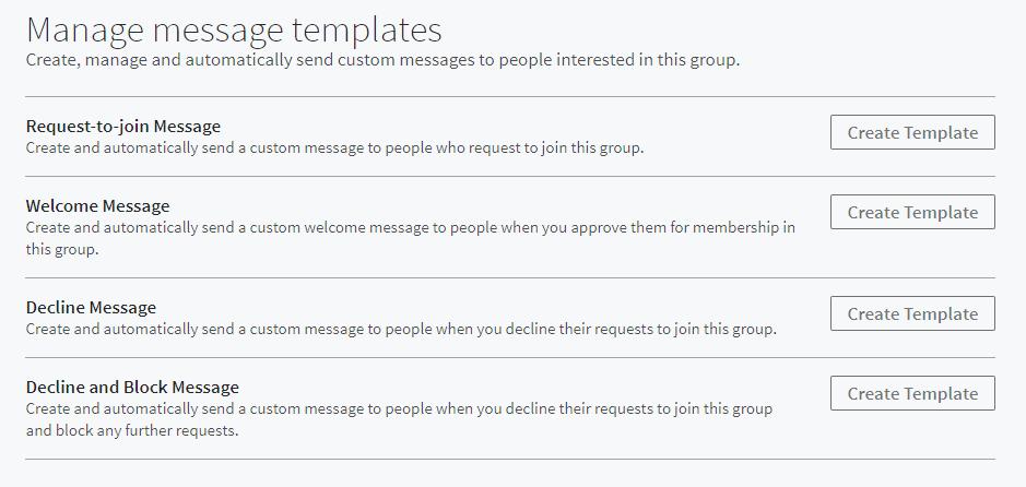 LinkedIn-group-message-templates